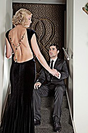 Lola Royle fashion stylist & presenter. styling by fashion stylist Lola Royle.Editorial Styling Photo #64388