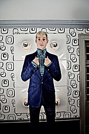 Lola Royle fashion stylist & presenter. styling by fashion stylist Lola Royle.Mens Styling Photo #64390