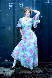 Lola Royle fashion stylist & presenter. styling by fashion stylist Lola Royle.Fashion Styling Photo #64393