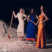 Lora Dimoglou fashion designer (σχεδιαστής μόδας). design by fashion designer Lora Dimoglou. Photo #112891