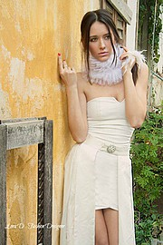 Lora Dimoglou fashion designer (σχεδιαστής μόδας). design by fashion designer Lora Dimoglou.Evening Dress Design Photo #112897