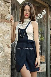 Lora Dimoglou fashion designer (σχεδιαστής μόδας). design by fashion designer Lora Dimoglou. Photo #112901