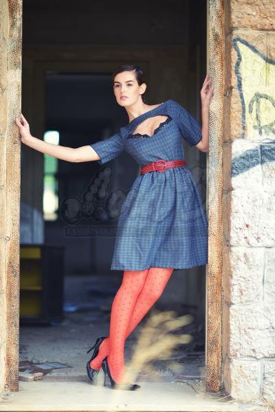 Lora Dimoglou fashion designer (σχεδιαστής μόδας). design by fashion designer Lora Dimoglou. Photo #112899