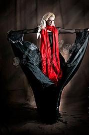 Lora Dimoglou fashion designer (σχεδιαστής μόδας). design by fashion designer Lora Dimoglou.Evening Dress Design Photo #112909