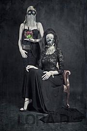 Lora Dimoglou fashion designer (σχεδιαστής μόδας). design by fashion designer Lora Dimoglou. Photo #112919