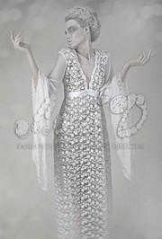 Lora Dimoglou fashion designer (σχεδιαστής μόδας). design by fashion designer Lora Dimoglou. Photo #112925