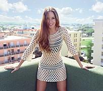 Lorenza Cani model (modella). Photoshoot of model Lorenza Cani demonstrating Fashion Modeling.Fashion Modeling Photo #171117
