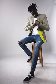 Lozarus John Mawuom Model