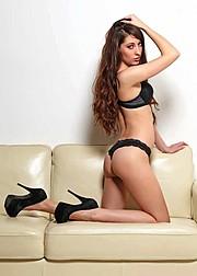 Lucia Staurovska model. Photoshoot of model Lucia Staurovska demonstrating Body Modeling.Body Modeling Photo #115279