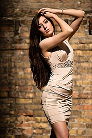 Lucia Staurovska model. Photoshoot of model Lucia Staurovska demonstrating Fashion Modeling.Fashion Modeling Photo #115298