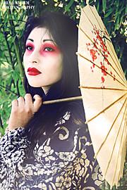 Luciana Ccencho Model