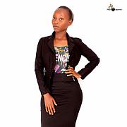 Lucy Maina model. Photoshoot of model Lucy Maina demonstrating Commercial Modeling.Nakuru photographic - Biashara Plaza.  Fashion stylist - Everlyne MainaCommercial Modeling Photo #223774