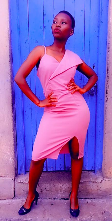 Lucy Maina Model