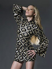 Ludmila Kudjakova model (modèle). Photoshoot of model Ludmila Kudjakova demonstrating Fashion Modeling.Fashion Modeling Photo #66877