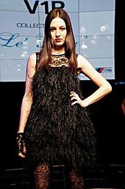 Luiza Linhares model. Photoshoot of model Luiza Linhares demonstrating Runway Modeling.Runway Modeling Photo #122562