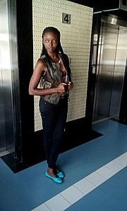 Lydia Njeri model. Photoshoot of model Lydia Njeri demonstrating Fashion Modeling.Fashion Modeling Photo #180513