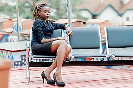 Lydia Njeri model. Photoshoot of model Lydia Njeri demonstrating Fashion Modeling.Fashion Modeling Photo #194235