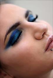 Lydia Sapokili makeup artist (μακιγιέρ). Work by makeup artist Lydia Sapokili demonstrating Beauty Makeup.Beauty Makeup Photo #220707
