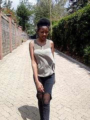 Lydia Wanza model. Photoshoot of model Lydia Wanza demonstrating Fashion Modeling.Fashion Modeling Photo #208052