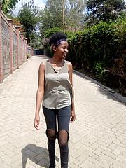 Lydia Wanza model. Photoshoot of model Lydia Wanza demonstrating Fashion Modeling.Fashion Modeling Photo #208053