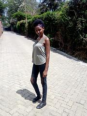Lydia Wanza model. Modeling work by model Lydia Wanza. Photo #208054