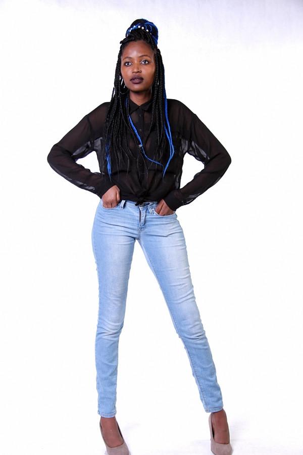 Lydia Wanza Model