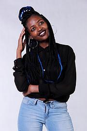 Lydia Wanza model. Photoshoot of model Lydia Wanza demonstrating Fashion Modeling.Fashion Modeling Photo #209622