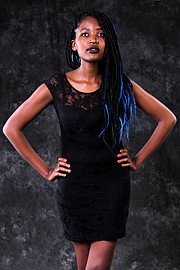 Lydia Wanza model. Photoshoot of model Lydia Wanza demonstrating Fashion Modeling.Fashion Modeling Photo #209623