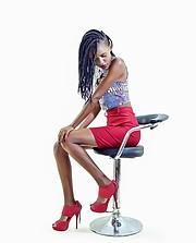 Lynnette Mueni model. Photoshoot of model Lynnette Mueni demonstrating Fashion Modeling.Fashion Modeling Photo #200886