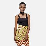 Lynnette Mueni model. Photoshoot of model Lynnette Mueni demonstrating Fashion Modeling.Fashion Modeling Photo #200887