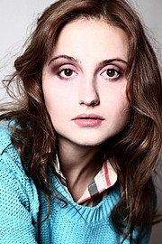 Lyudmila Tkachenko model (Людмила Ткаченко модель). Photoshoot of model Lyudmila Tkachenko demonstrating Face Modeling.Face Modeling Photo #74080