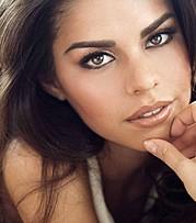 Mabelynn Capeluj model. Photoshoot of model Mabelynn Capeluj demonstrating Face Modeling.Face Modeling Photo #165593