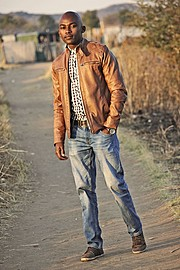 Macdonald maswanganye is a model based in pretoria. He believes nothing worthy comes easy. Work hard until your idols become your rivals. Hi