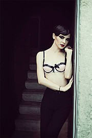 Madalina Sinoae model. Photoshoot of model Madalina Sinoae demonstrating Fashion Modeling.Fashion Modeling Photo #94597