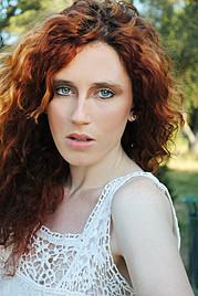 Madeleine Baldacchino model. Photoshoot of model Madeleine Baldacchino demonstrating Face Modeling.Face Modeling Photo #151911