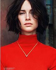 Madeline O'Sullivan model. Photoshoot of model Madeline O Sullivan demonstrating Face Modeling.Face Modeling Photo #182336