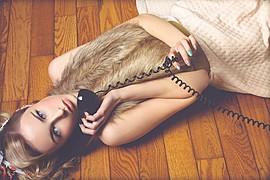 Madeline O'Sullivan model. Modeling work by model Madeline O Sullivan. Photo #95484