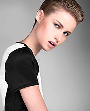 Madeline O'Sullivan model. Photoshoot of model Madeline O Sullivan demonstrating Face Modeling.Face Modeling Photo #95485