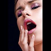 Madeline O'Sullivan model. Photoshoot of model Madeline O Sullivan demonstrating Face Modeling.Face Modeling Photo #95486