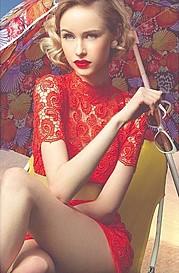 Madeline O'Sullivan model. Photoshoot of model Madeline O Sullivan demonstrating Fashion Modeling.Fashion Modeling Photo #95493