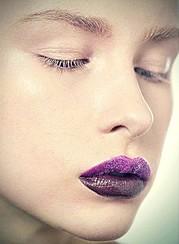 Madeline O'Sullivan model. Photoshoot of model Madeline O Sullivan demonstrating Face Modeling.Face Modeling Photo #95495