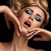 Madeline O'Sullivan model. Photoshoot of model Madeline O Sullivan demonstrating Face Modeling.Face Modeling Photo #95498