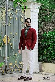 Mahmoud Osama model. Photoshoot of model Mahmoud Osama demonstrating Fashion Modeling.Fashion Modeling Photo #182557