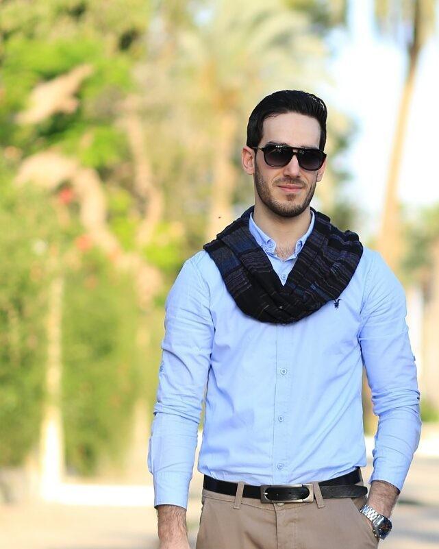 Mahmoud Osama Model