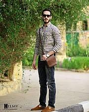 Mahmoud Osama model. Photoshoot of model Mahmoud Osama demonstrating Fashion Modeling.Fashion Modeling Photo #182675