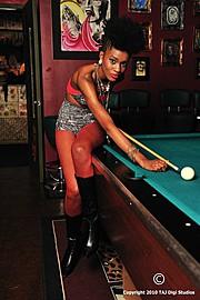 Mala Guthrie model. Photoshoot of model Mala Guthrie demonstrating Body Modeling.Body Modeling Photo #102508