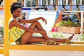 Mala Guthrie model. Photoshoot of model Mala Guthrie demonstrating Fashion Modeling.Fashion Modeling Photo #102542
