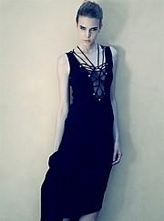 Malgosia Guzowska model (modelka). Photoshoot of model Malgosia Guzowska demonstrating Fashion Modeling.Fashion Modeling Photo #105022