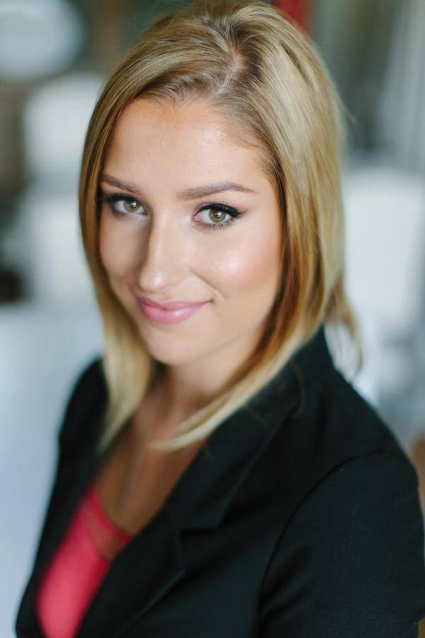 Mallory Fitzgerald makeup artist. makeup by makeup artist Mallory Fitzgerald. Photo #155298