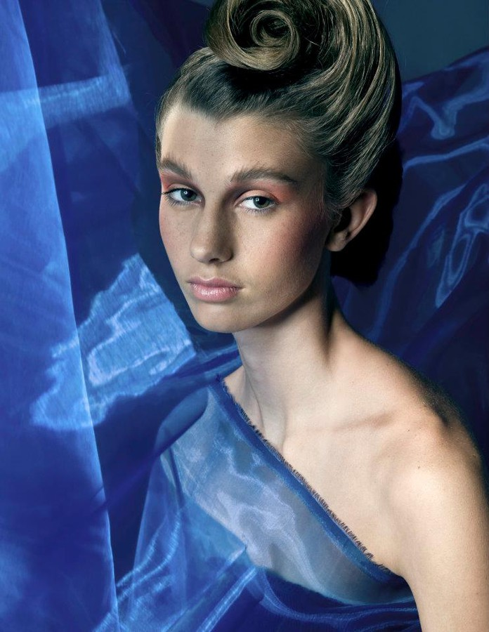 Mallory Fitzgerald makeup artist. makeup by makeup artist Mallory Fitzgerald. Photo #57818